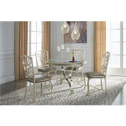 5PC DINING SET D390 01 15 Image